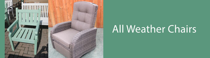 All weather garden chairs to buy