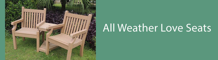These all weather love seats are available online today
