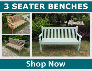 Shop three seater winawood benches