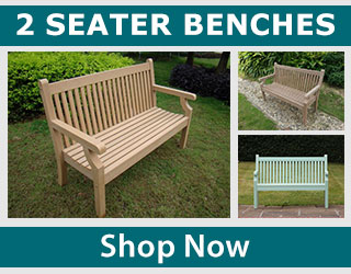 Shop two seater winawood benches