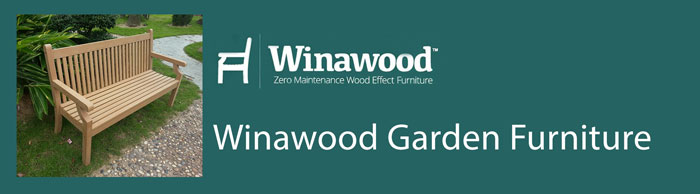 The innovative new range of Winawood furniture available